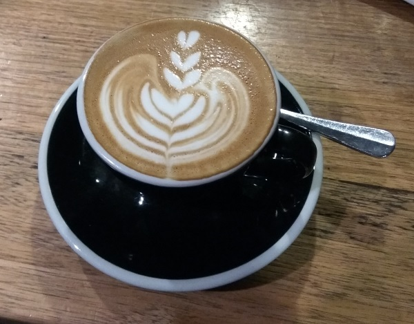 Hash Melbourne Coffee
