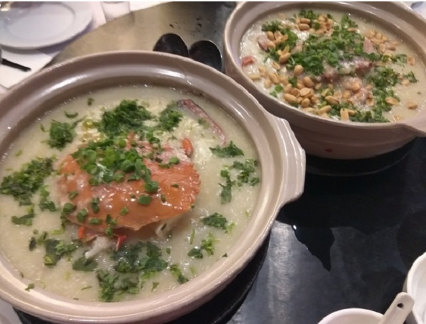 Melbourne Ants Bistro Macau Style Crab Porridge