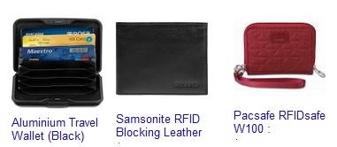 RFID Safe Wallet