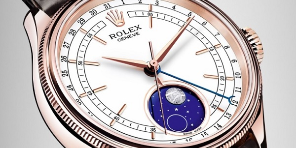 Rolex Cellini Moonphase New Baselworld 2017