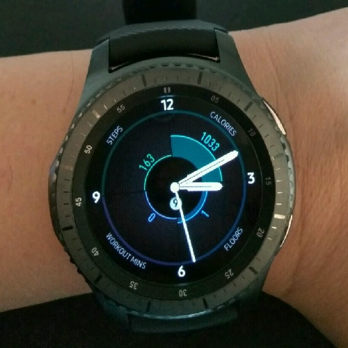 Samsung Gear S3 Face 5