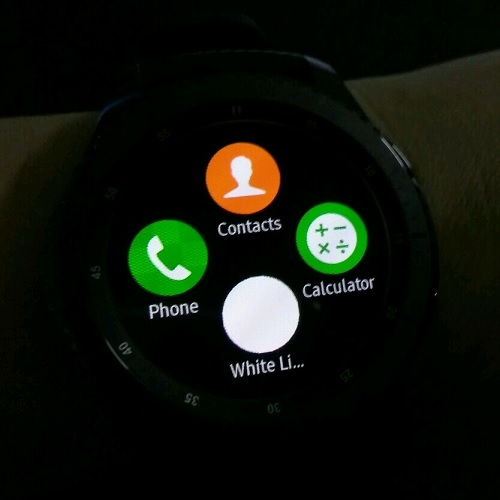 Samsung Gear S3 Shortcuts