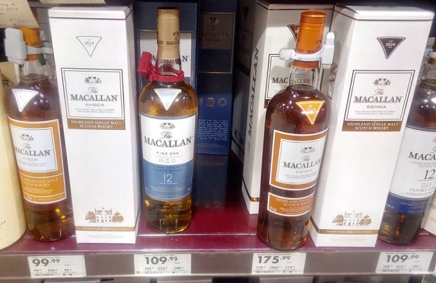 Macallan 12 Price in Melbourne