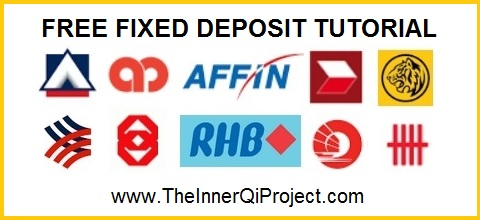 Fixed Deposit Tutorial